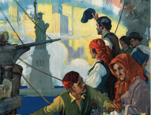 Jewish Immigration to America: Seeking a New World picture